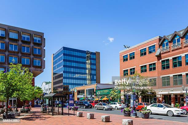 moncton downtown - khanh ngo stock pictures, royalty-free photos & images