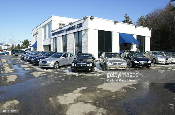 Bill Waldron Jr plans to move his Mercedes dealership Performance Motors out of Falmouth because he says the town is antibusiness