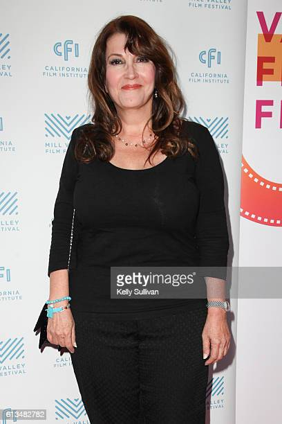 'Monday Nights at Seven' actress Mary Apick poses for photos on the red carpet at Cinearts @ Sequoia on October 8 2016 in Mill Valley California