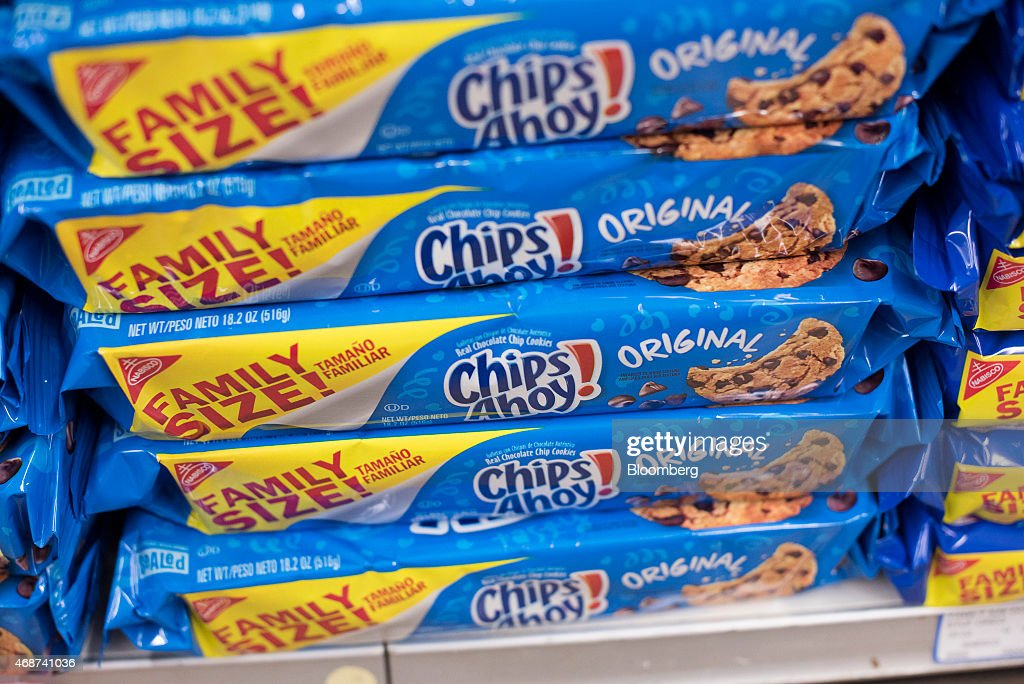 Kraft Deal Puts More Pressure On Low-Growth Foodmakers : News Photo