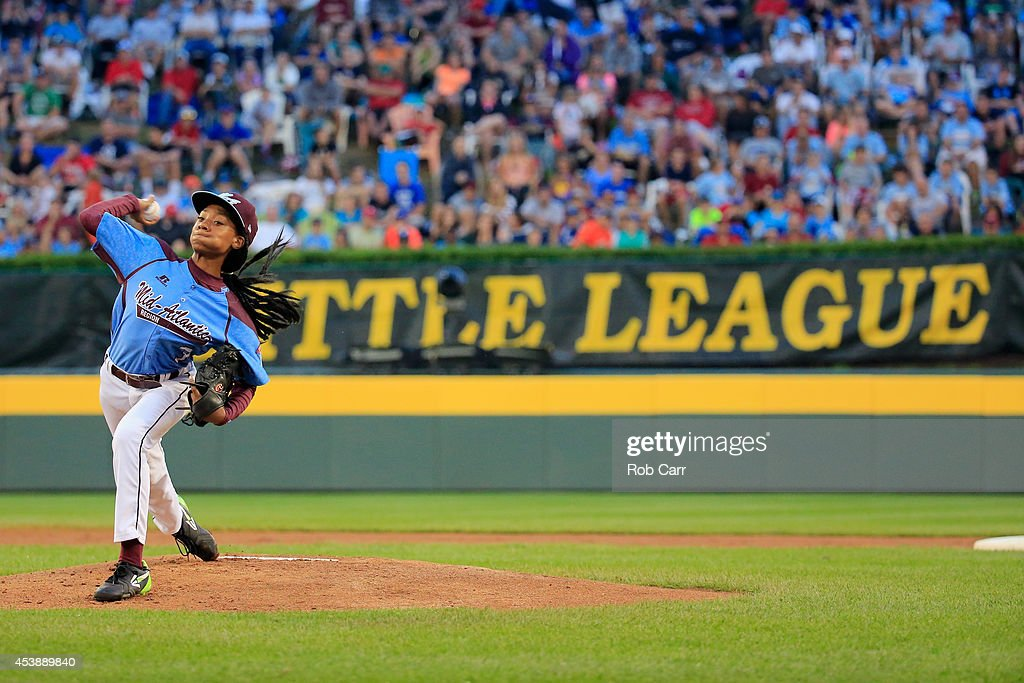 Little League World Series - Nevada v Pennsylvania : News Photo