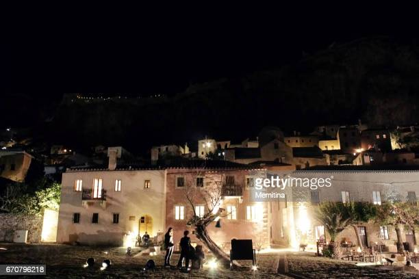 monemvasia - greek orthodox easter stock pictures, royalty-free photos & images