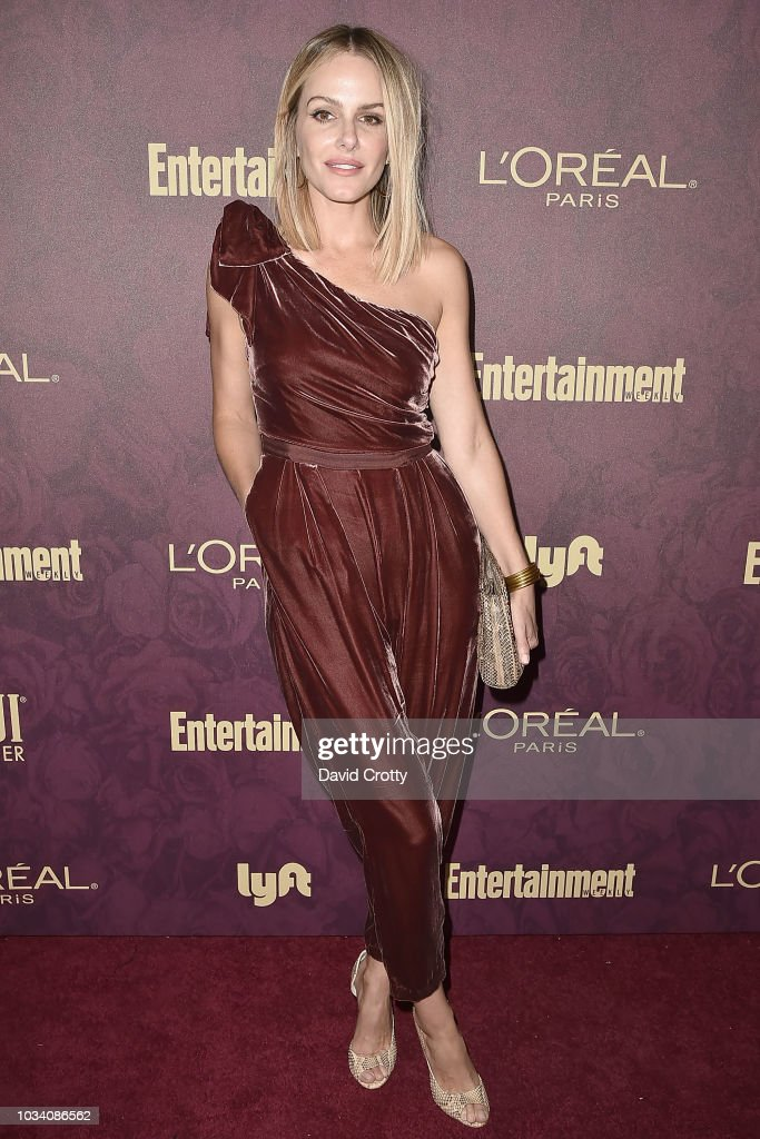 Entertainment Weekly Pre-Emmy Party 2018 : News Photo