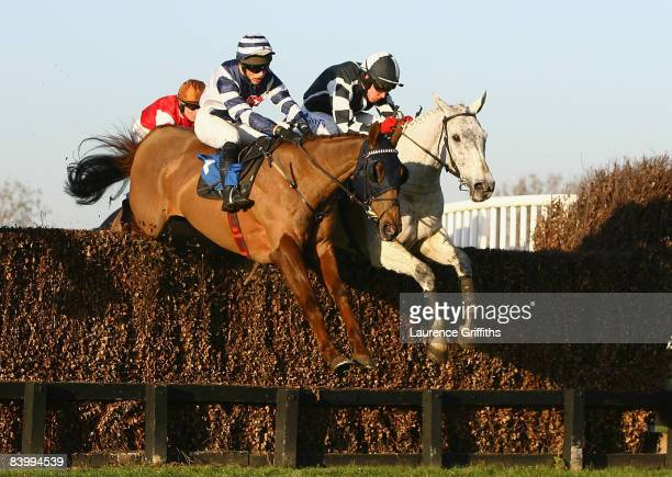 Monet's Garden ridden by jockey D J Condon on his way to victory over Snoopy Loopy ridden by jockey S E Durack during the Totesportcom Peterborough...