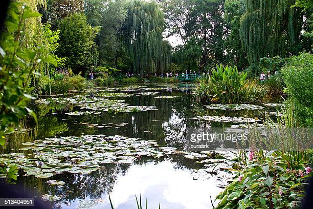 Monet's House & Garden in Giverny, France.