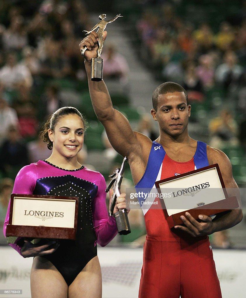 2005 World Gymnastics Championships - Day 5 : News Photo