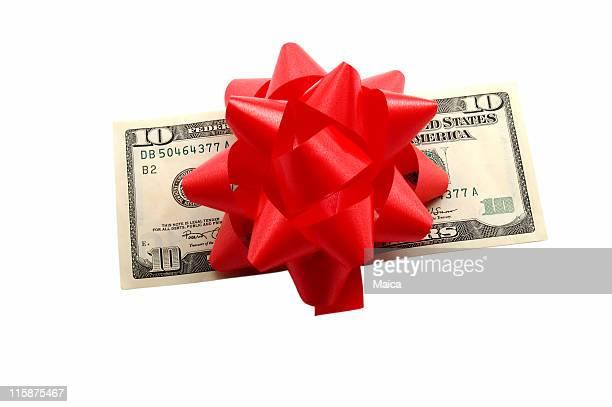 Money as gift