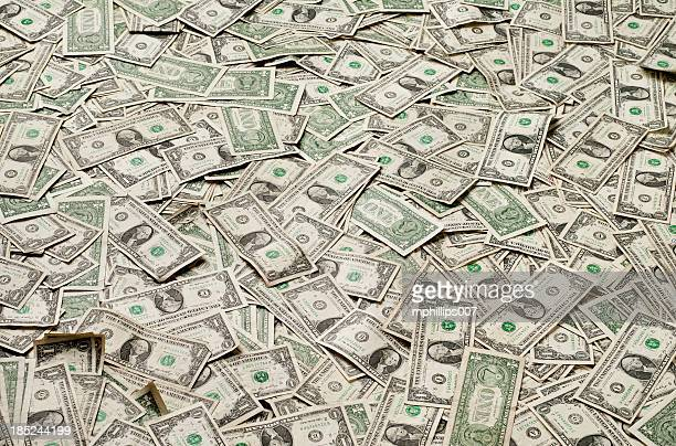 money background - american one dollar bill stock pictures, royalty-free photos & images