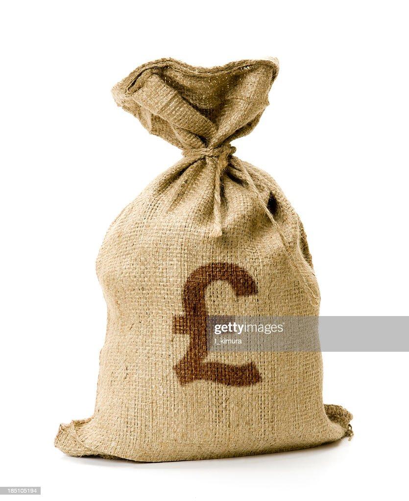 Money Bag : Stock Photo