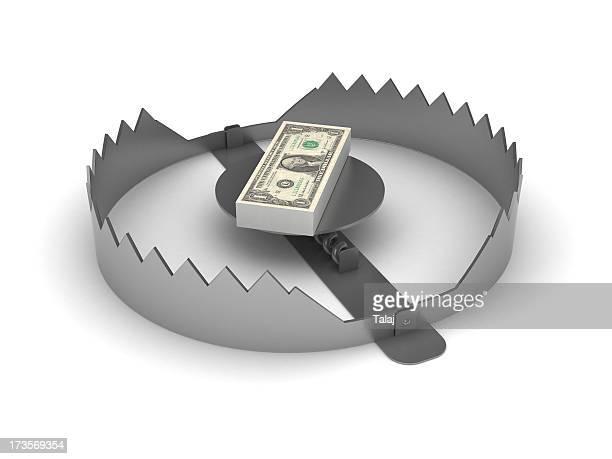 Geld-Konzept