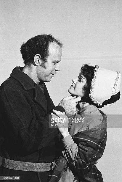 PRAIRIE Money Crop Episode 21 Pictured Alan Fudge as Joseph Coulter Julie Cobb as Trudy Coulter