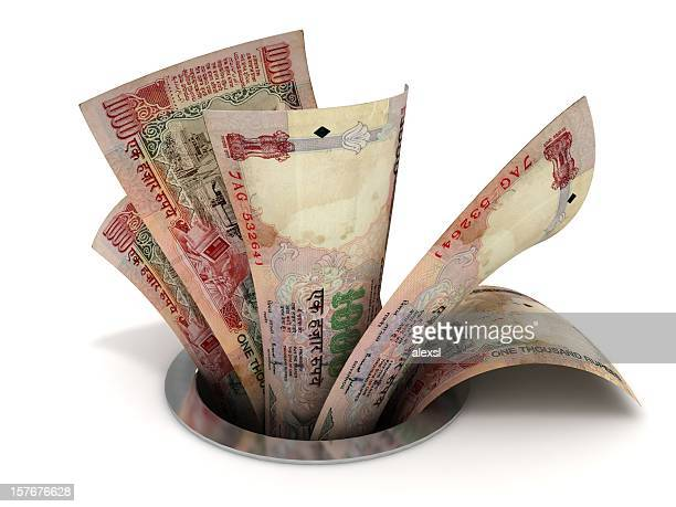 Money down the Drain - Indian Rupee