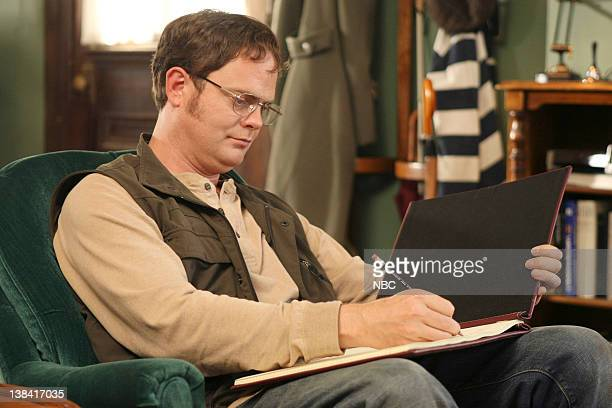 THE OFFICE Money Episode 4 Aired Pictured Rainn Wilson as Dwight Schrute