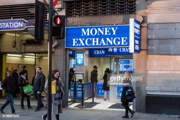 A money exchange service seen in London famous Oxford street Central London is one of the most attractive tourist attraction for individuals whose...