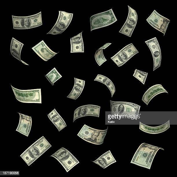 Money Falling(XXL)