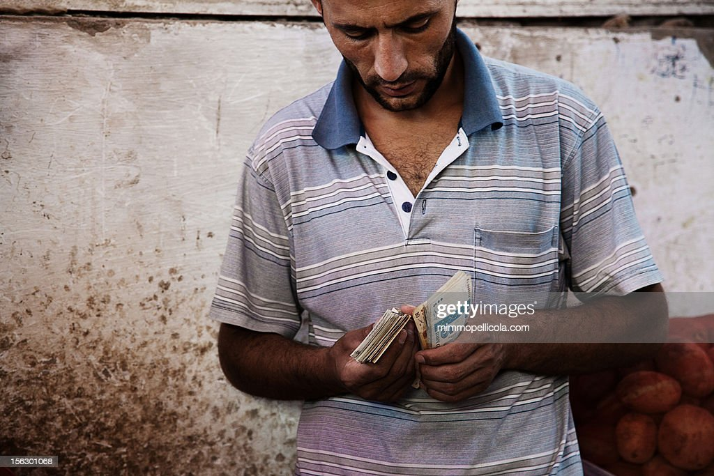 Money for Nothing : Stock Photo