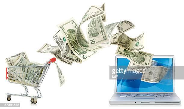 Geld aus dem web
