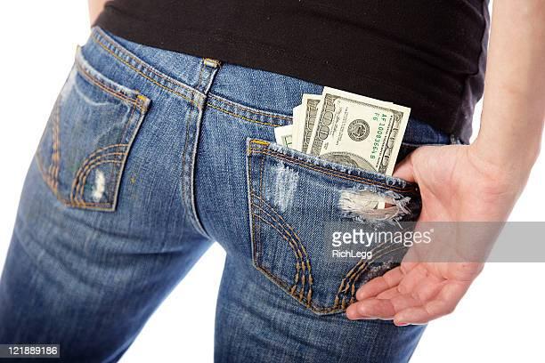Money in the Back Pocket