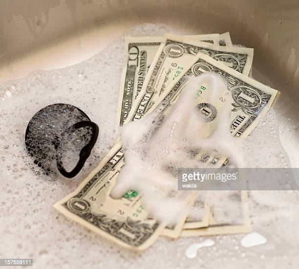 money laundering abstract