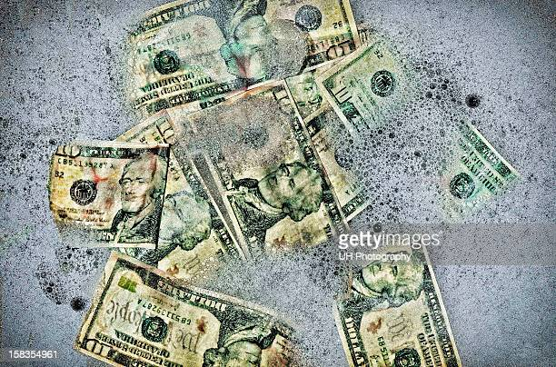 Money Laundering, fake currency