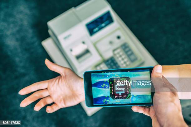 Money - Microchip Digital Payment