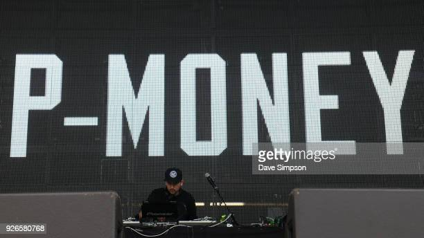 Money performs at Auckland City Limits Music Festival on March 3 2018 in Auckland New Zealand