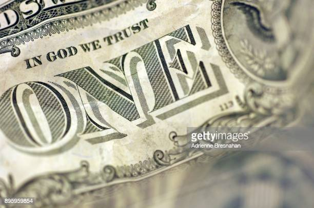 money - one dollar bill stock pictures, royalty-free photos & images