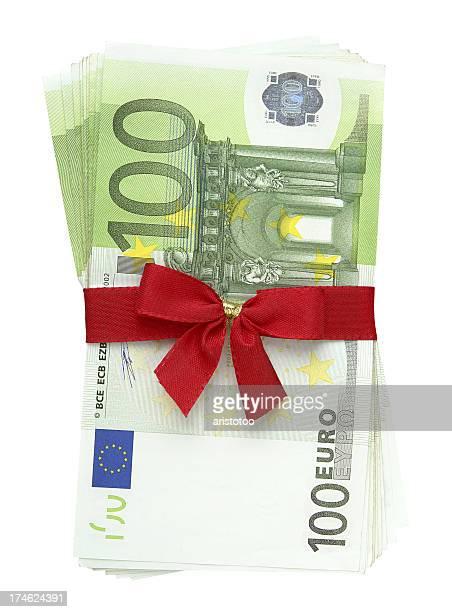 Geld Geschenk (path