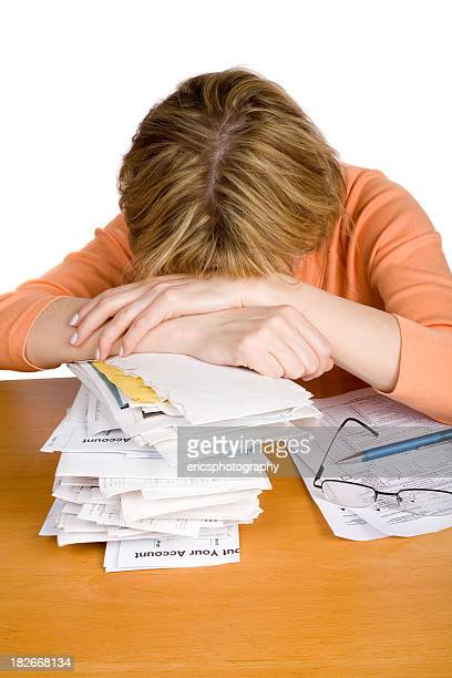 Money problems and tax return
