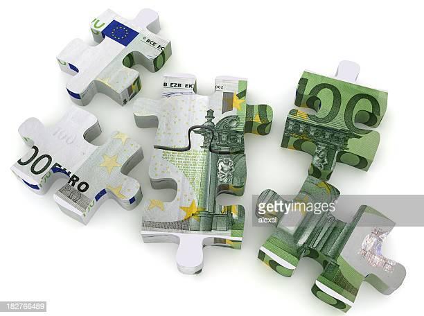 Denaro Puzzle-Euro