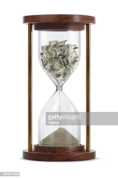 Money Transform in Hourglass