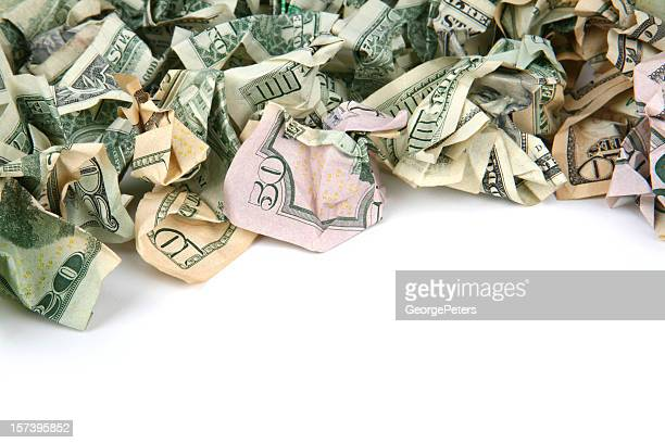 L'argent déchets