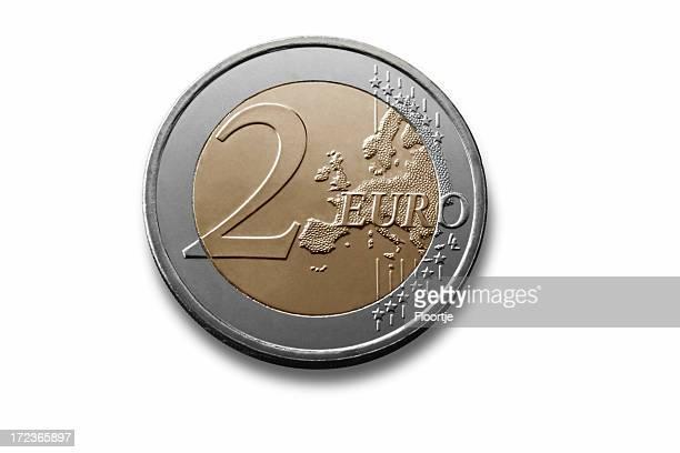 Money: Two Euro Coin