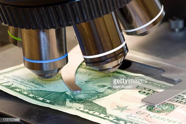 Money - Under the Microscope