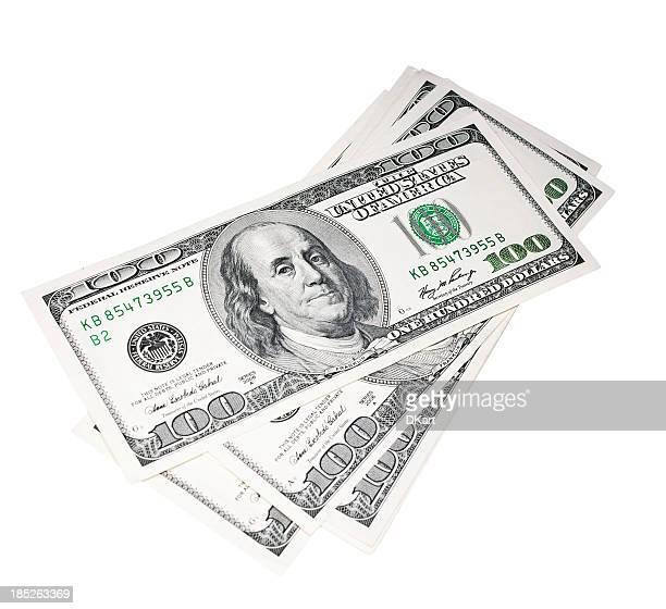 Geld.   US-Dollar