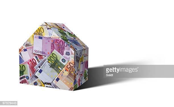 moneyhouse - euro bills