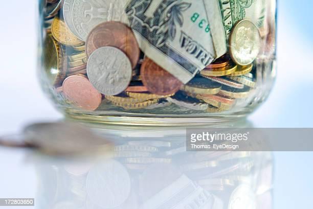 MoneyTip Jar Series