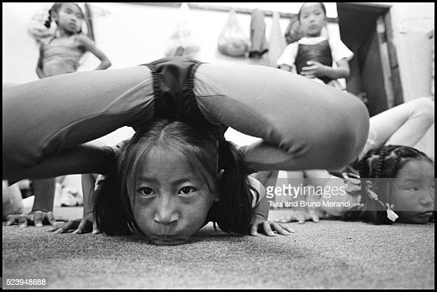 mongolian school girls photos