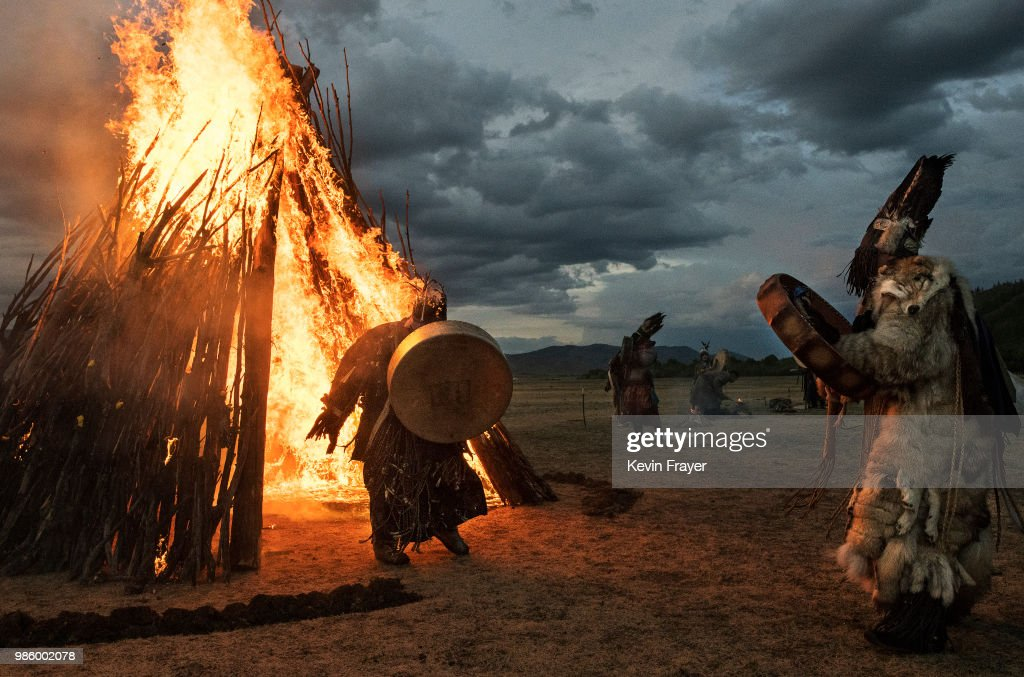 Shaman Rituals Vital To Life in Mongolia