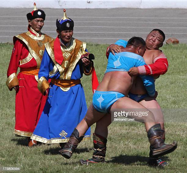 Mongolian wrestling has been a traditional sport in Mongolia for centuries. Mongolian wrestling is the highlight of Naadam a traditional outdoor...