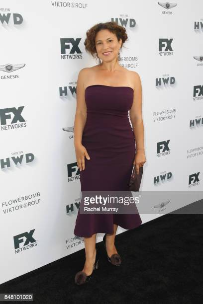 Monica Beletsky attends FX Networks celebration of their Emmy nominees in partnership with Vanity Fair at Craft on September 16 2017 in Century City...