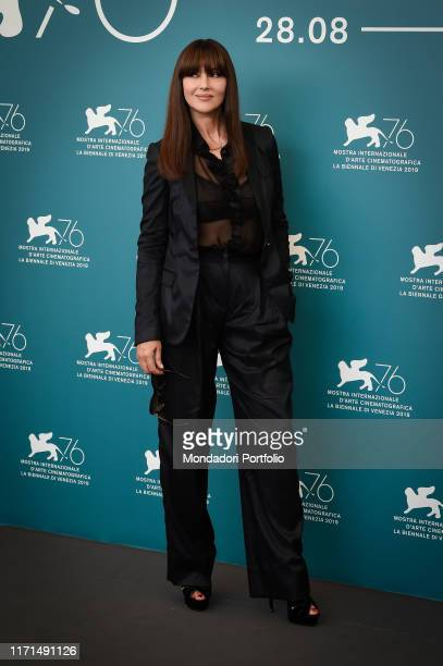 Monica Bellucci at the 76 Venice International Film Festival 2019 Irreversible photocall Venice August 31st 2019