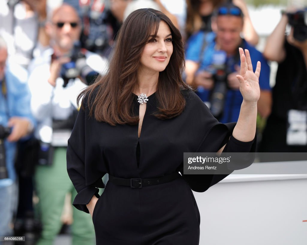 Monica Bellucci - Mistress Of Ceremonies Photocall - The 70th Annual Cannes Film Festival