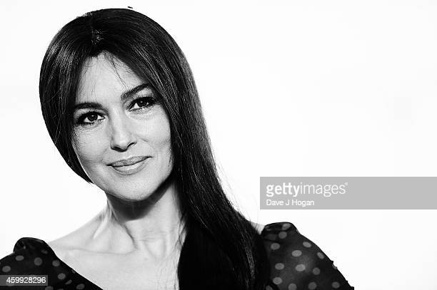 MANDATORY CREDIT PHOTO BY DAVE J HOGAN GETTY IMAGES REQUIRED Monica Bellucci attends a photocall with cast and filmmakers to mark the start of the...