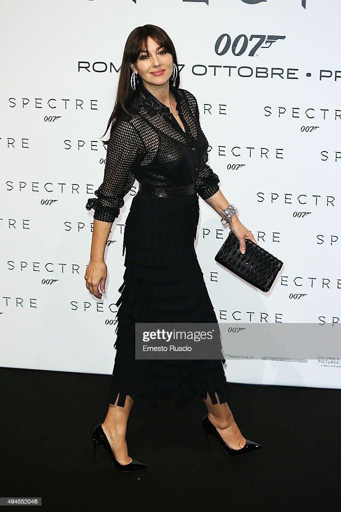 'Spectre' Premiere In Rome