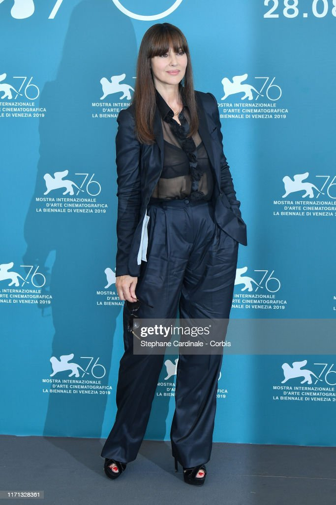"""Irreversible"" Photocall - The 76th Venice Film Festival : News Photo"