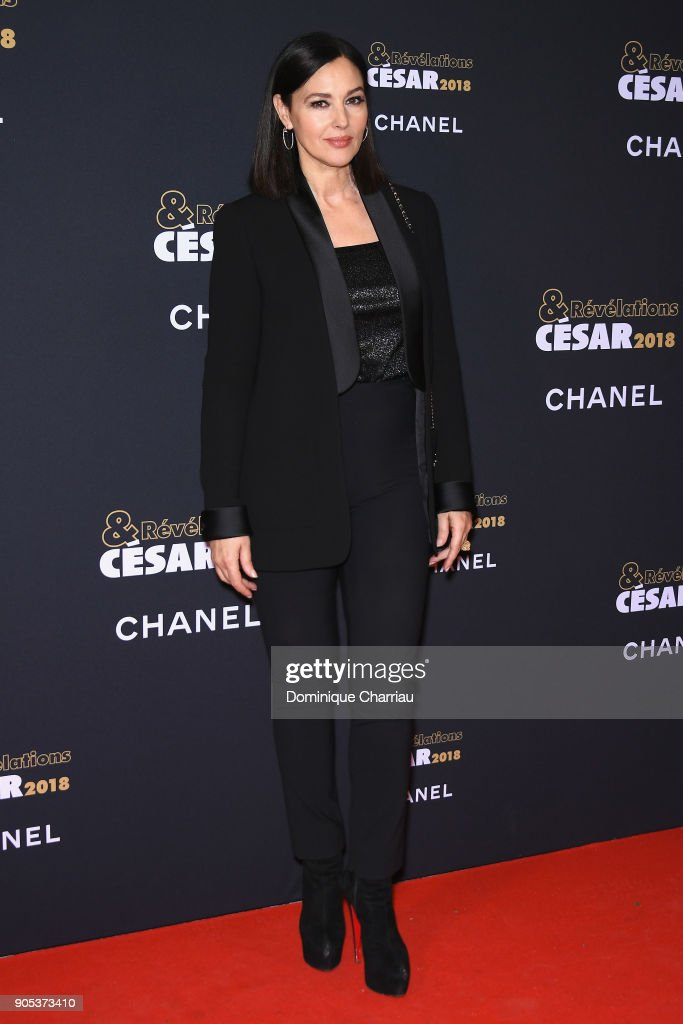 'Cesar - Revelations 2018' : Party At Petit Palais In Paris : Foto jornalística
