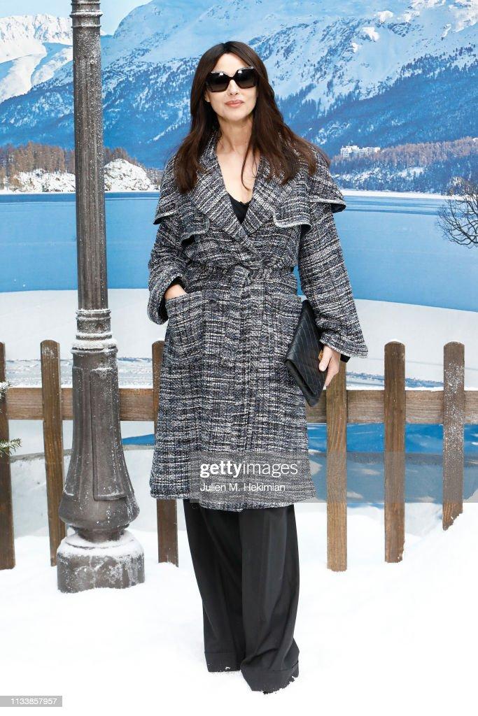 Chanel : Photocall- Paris Fashion Week Womenswear Fall/Winter 2019/2020 : News Photo