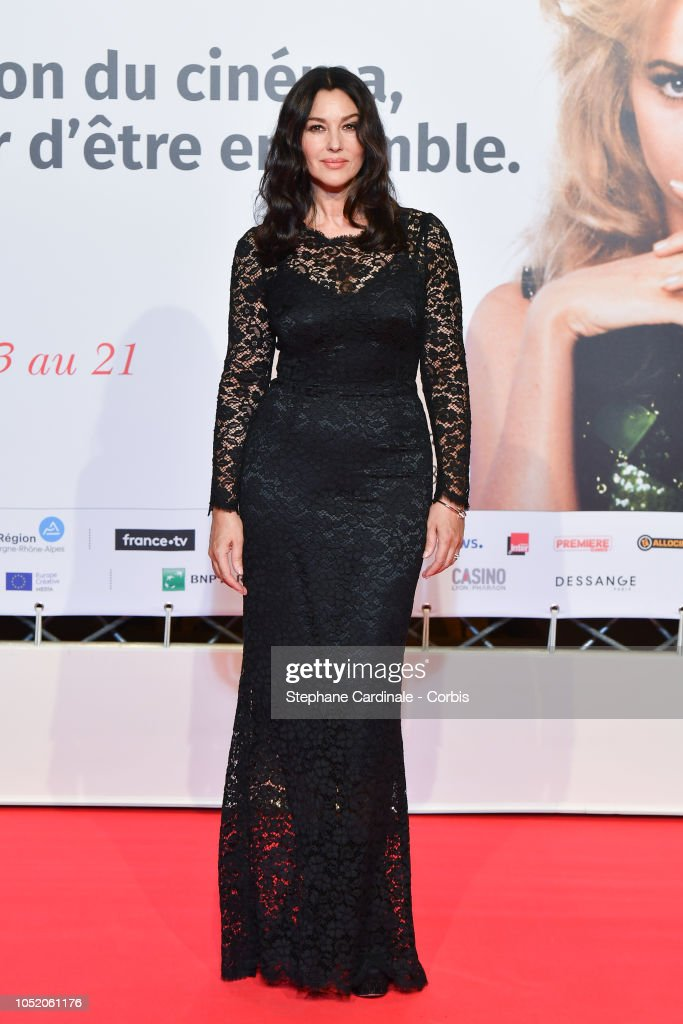 Opening Ceremony - 10th Film Festival Lumiere In Lyon : Foto jornalística