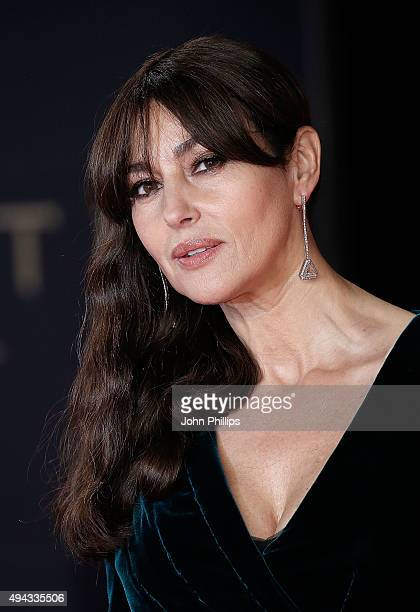 monica bellucci stock photos and pictures getty images. Black Bedroom Furniture Sets. Home Design Ideas